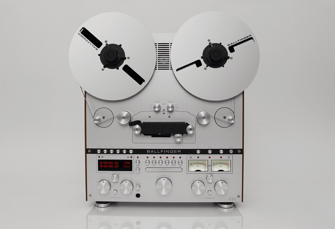 Ballfinger Open Reel Tape